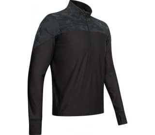 Qualifier Camo Men Running Long Sleeve
