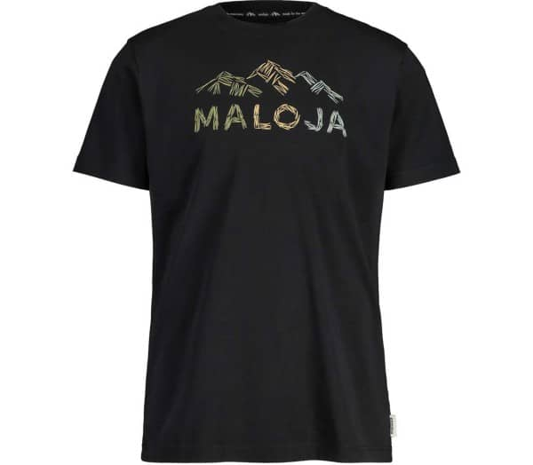 MALOJA Schwarzkiefer Men T-Shirt - 1
