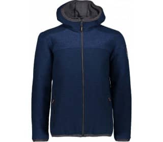 Fix Hood Men Jacket