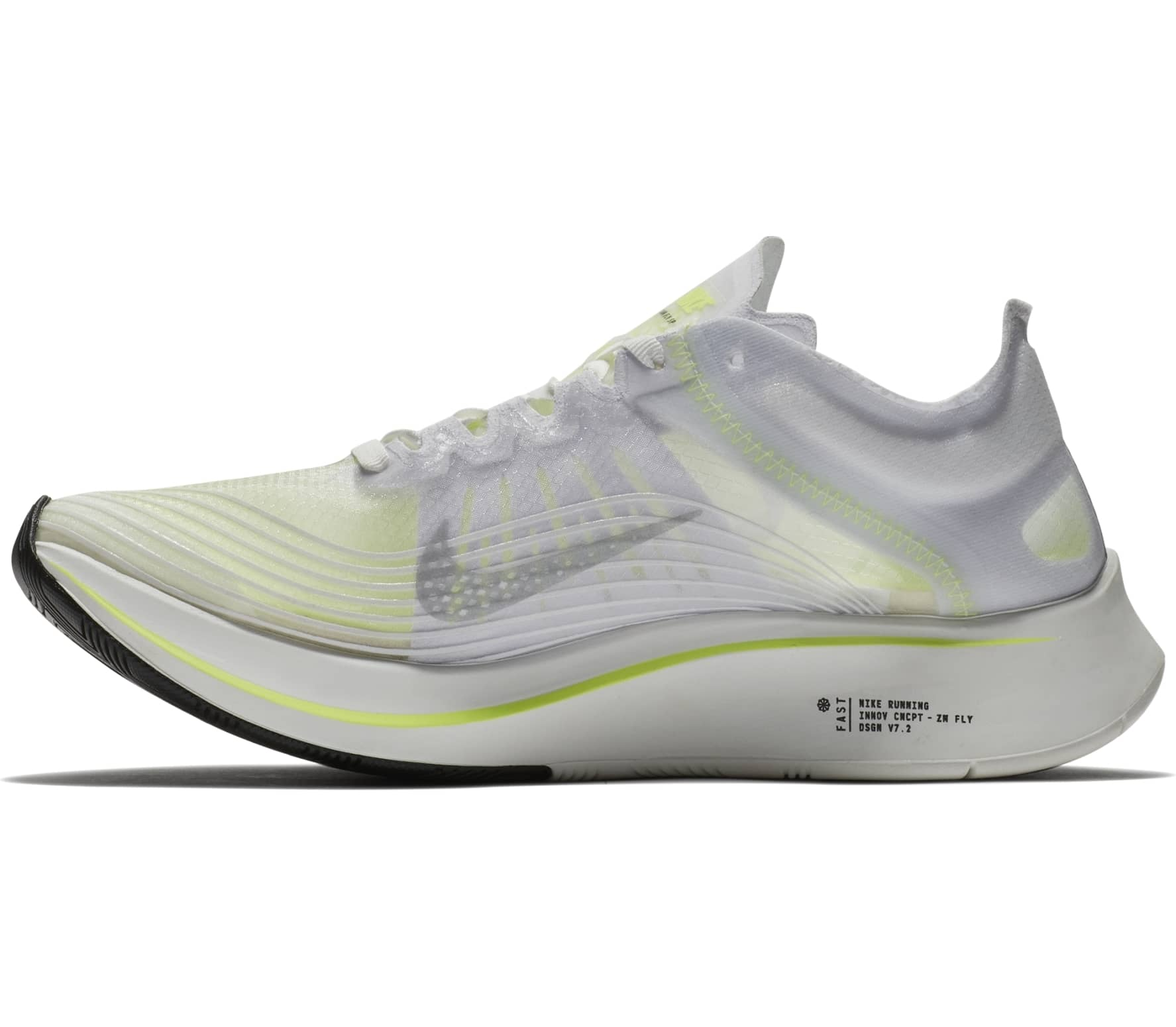newest b9e45 465ec Nike - Zoom Fly SP women s running shoes (white)