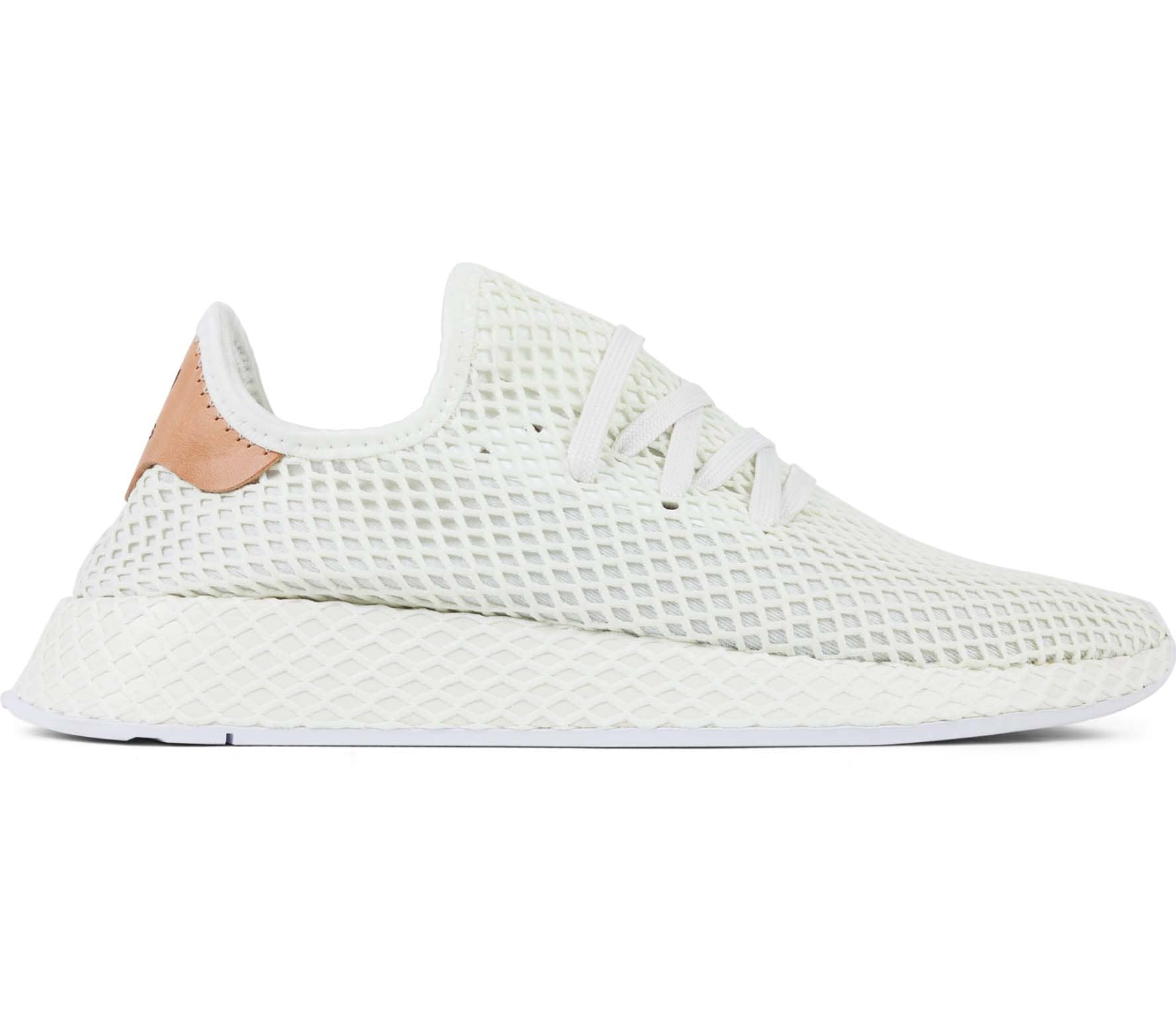 wholesale dealer 3b0c9 0bf9b adidas Originals - Deerupt Runner heren sneakers (wit)