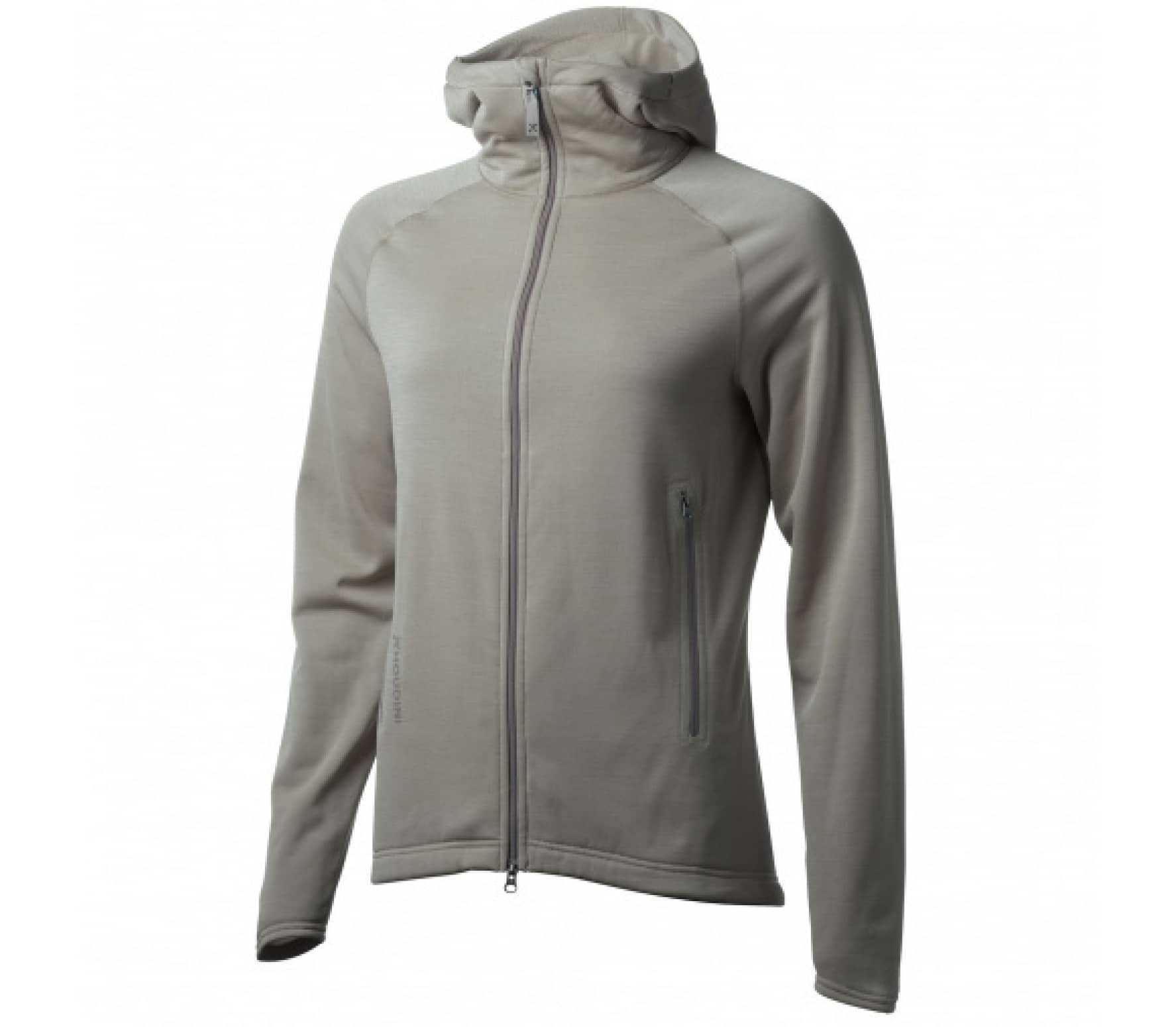 33c86c53f32 Houdini - Outright Houdi women's Powerstretch fleece hoodie (grey ...