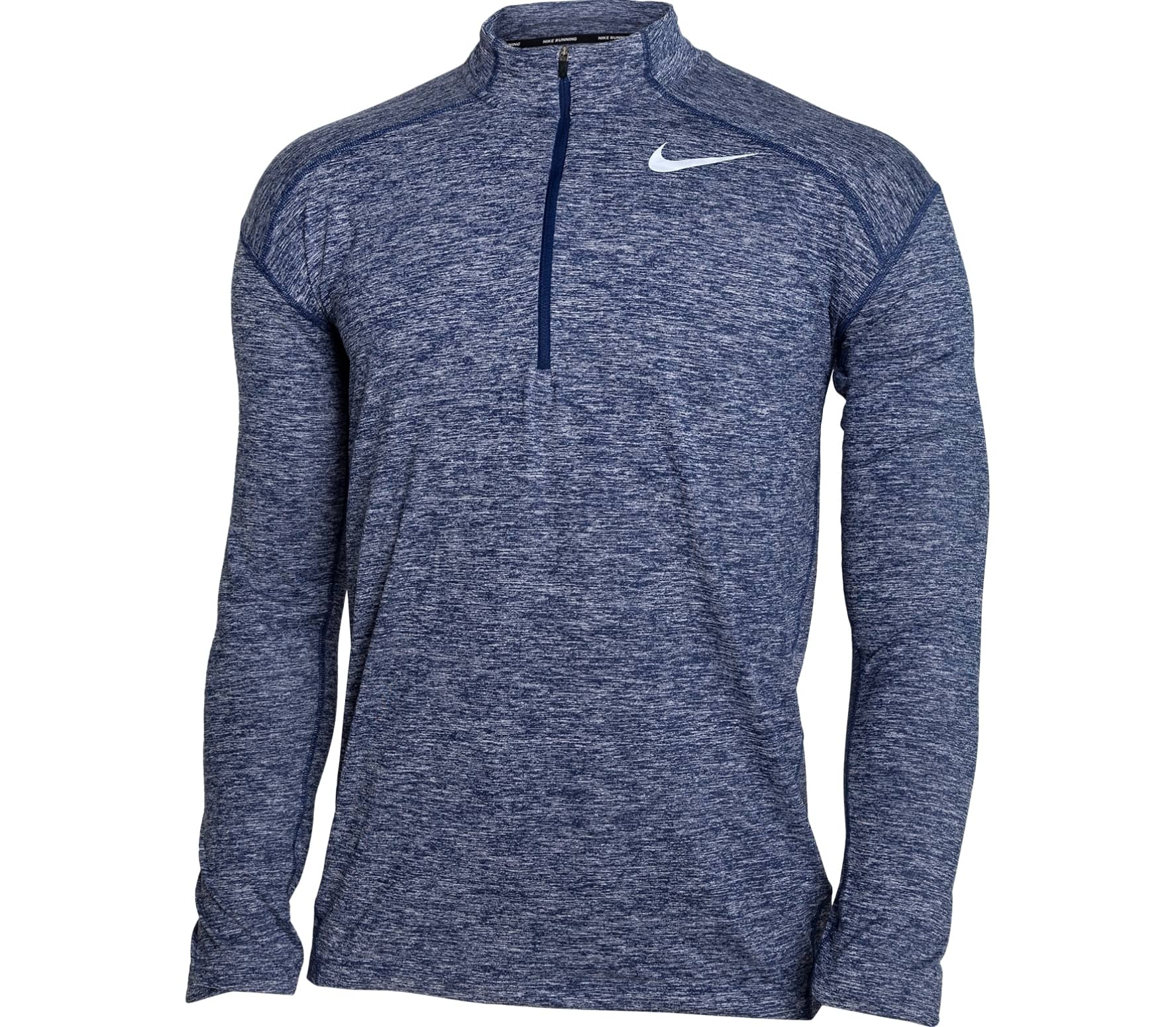 e3e01f95e27d Nike - Dry Element Half-Zip men s running top (blue) - buy it at the ...