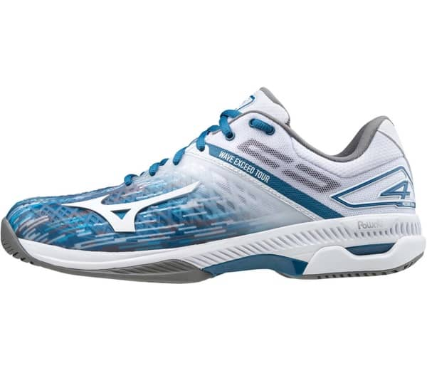 MIZUNO Wave Exceed Tour 4 Men Tennis Shoes - 1