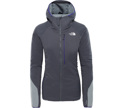 The North Face - Ventrix hoodie women's outdoor jacket (grey)