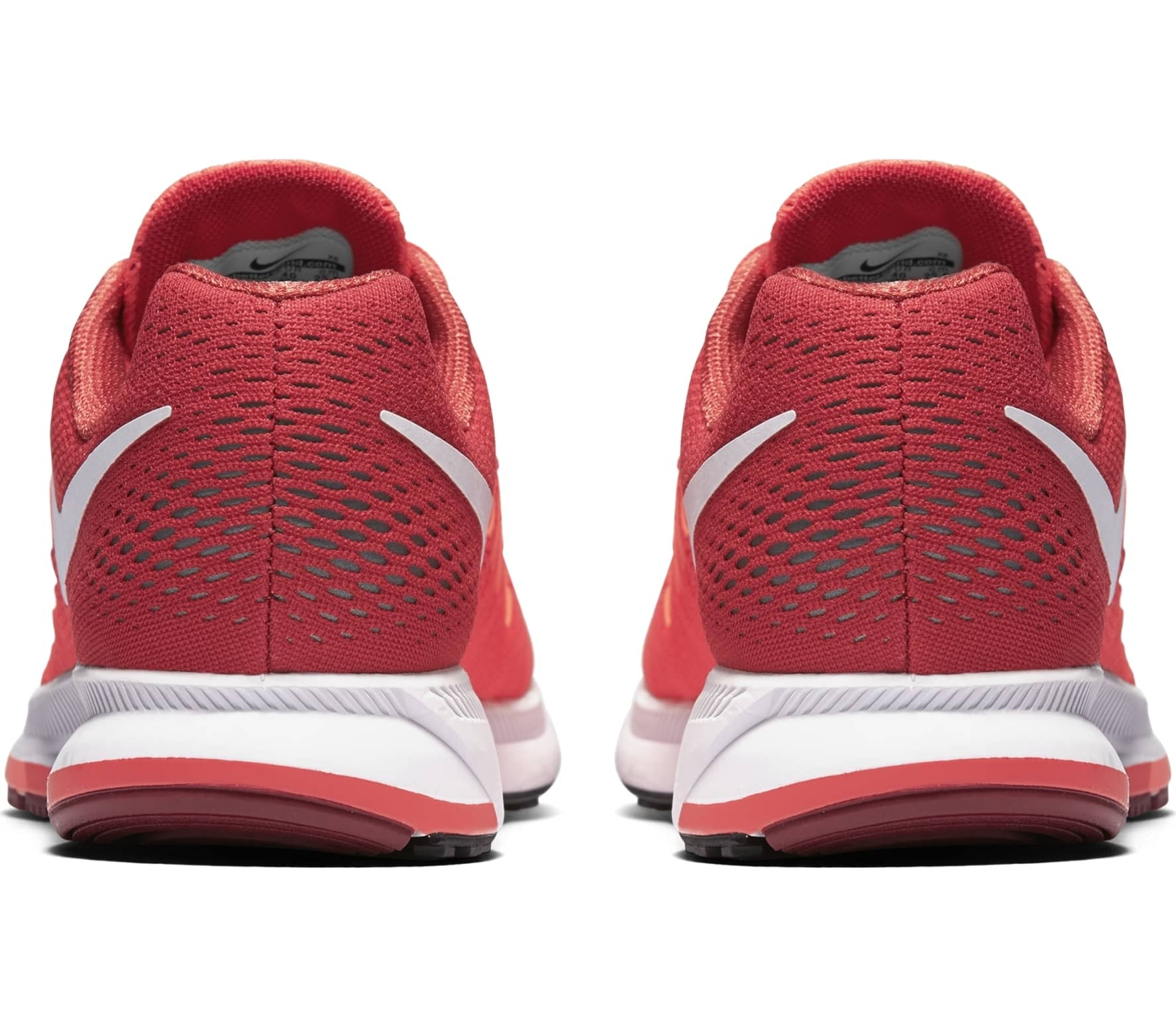 quality design 82f7d 3fcf2 Nike - Air Zoom Pegasus 33 women s running shoes (red)