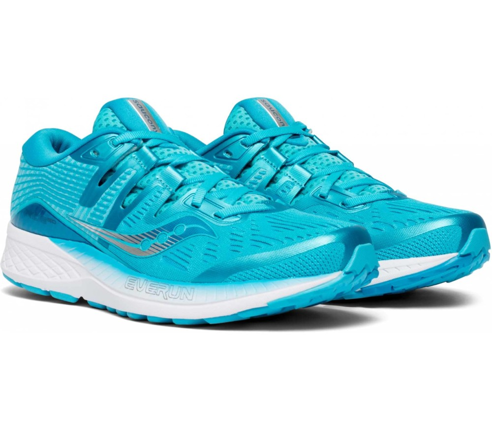 Saucony Ride Iso Mujer