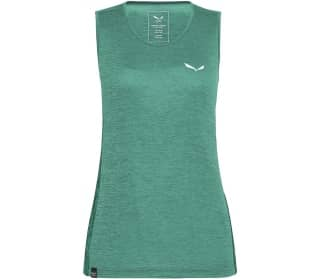 Salewa Puez Graphic Dry Women Outdoor-Tank-Top