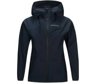 Peak Performance East Light Women Rain Jacket