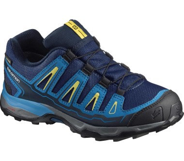 Salomon - X-Ultra GTX Junior Hikingschuh (hellblau/dunkelblau)
