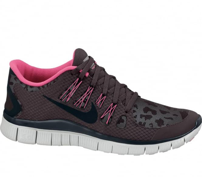 separation shoes 259f3 b9826 ... best price nike free 5.0 shield womens running shoes black pink 6a986  429a8