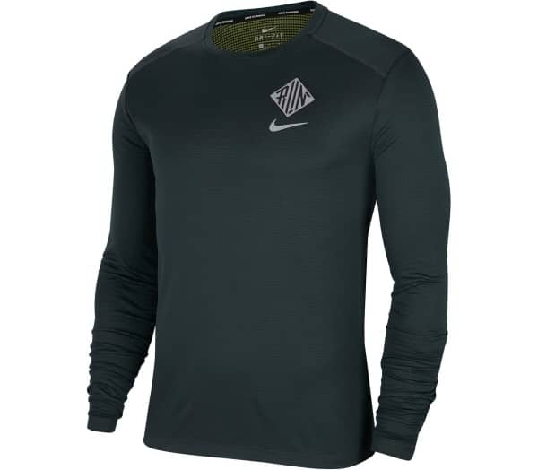 NIKE Pacer Crew WR GX Hommes T-shirt à manches longues running - 1