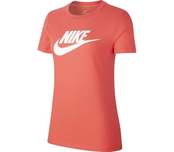 NIKE SPORTSWEAR Essential Icon Futura Damen T-Shirt - 1
