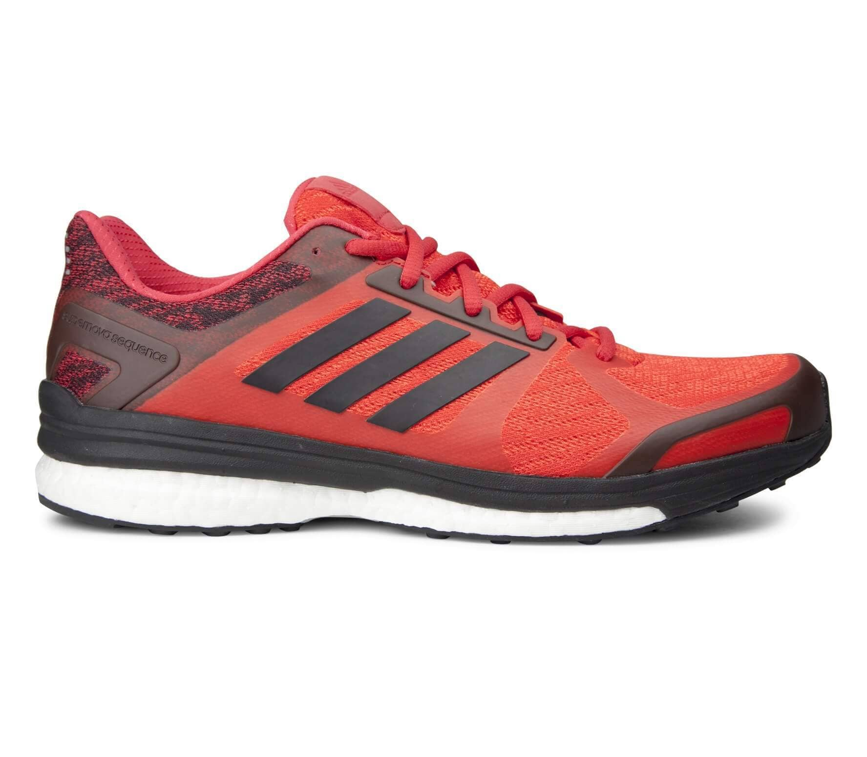 769ad4670 Adidas - Supernova Sequence 9 men s running shoes (red black) - buy ...