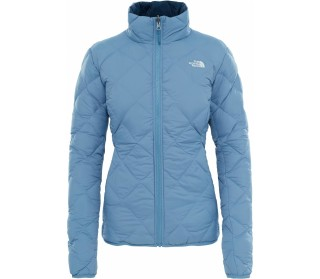 The North Face Zip-In Reversible Down Women Down Jacket