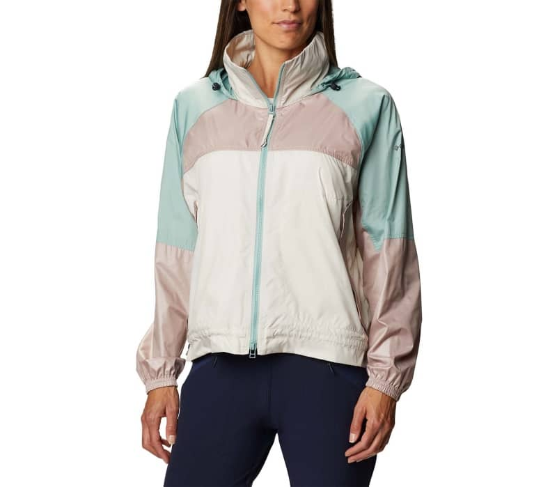 Columbia Park™ Dames Windbreaker