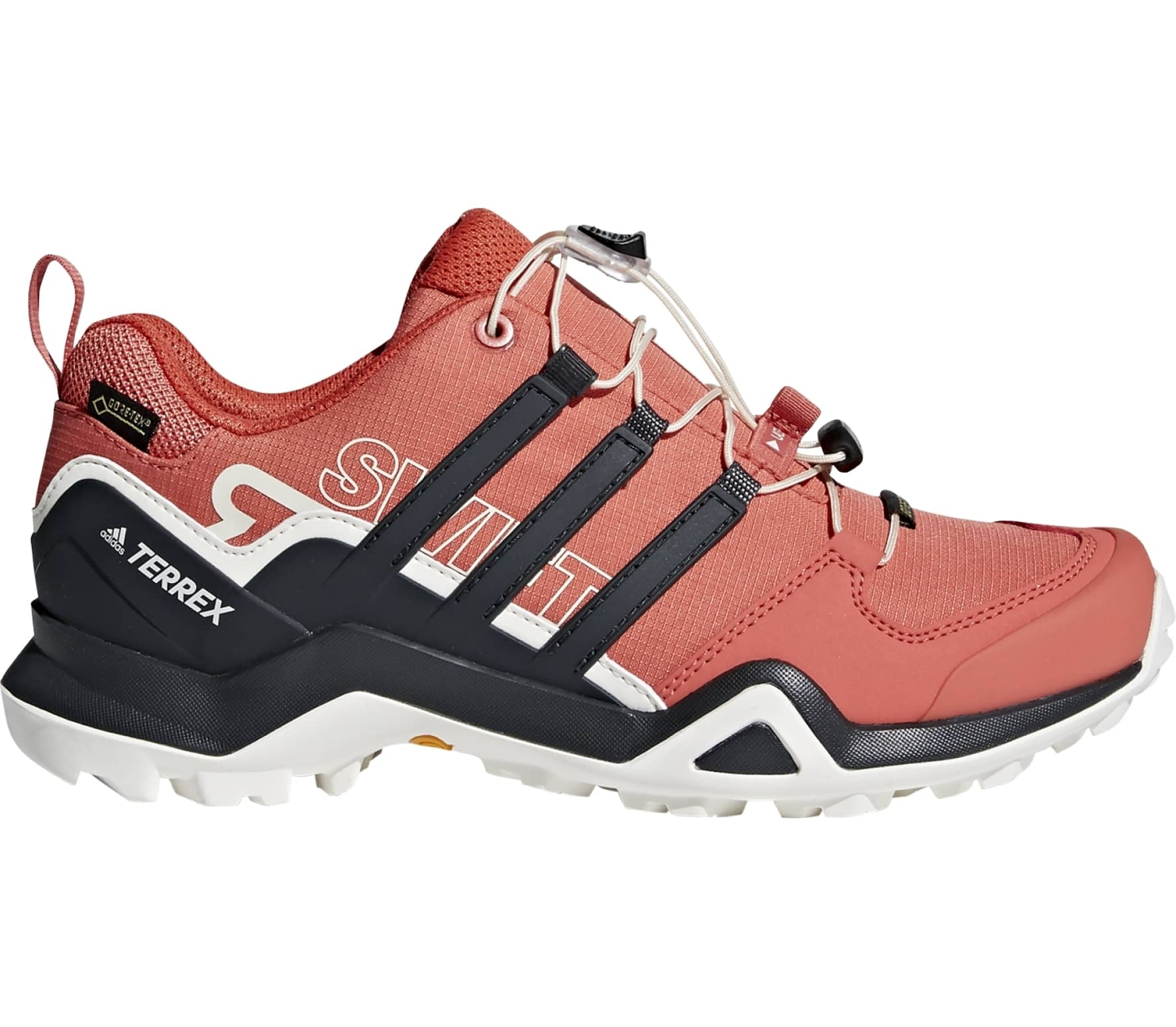 Adidas Terrex Swift R2 Gtx women's hiking shoes (orangeblack)