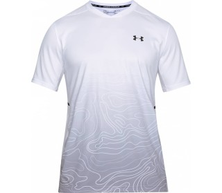 Under Armour Forge Ss Crew Men Tennis Top