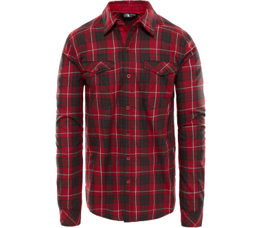 The North Face Lodge Men red