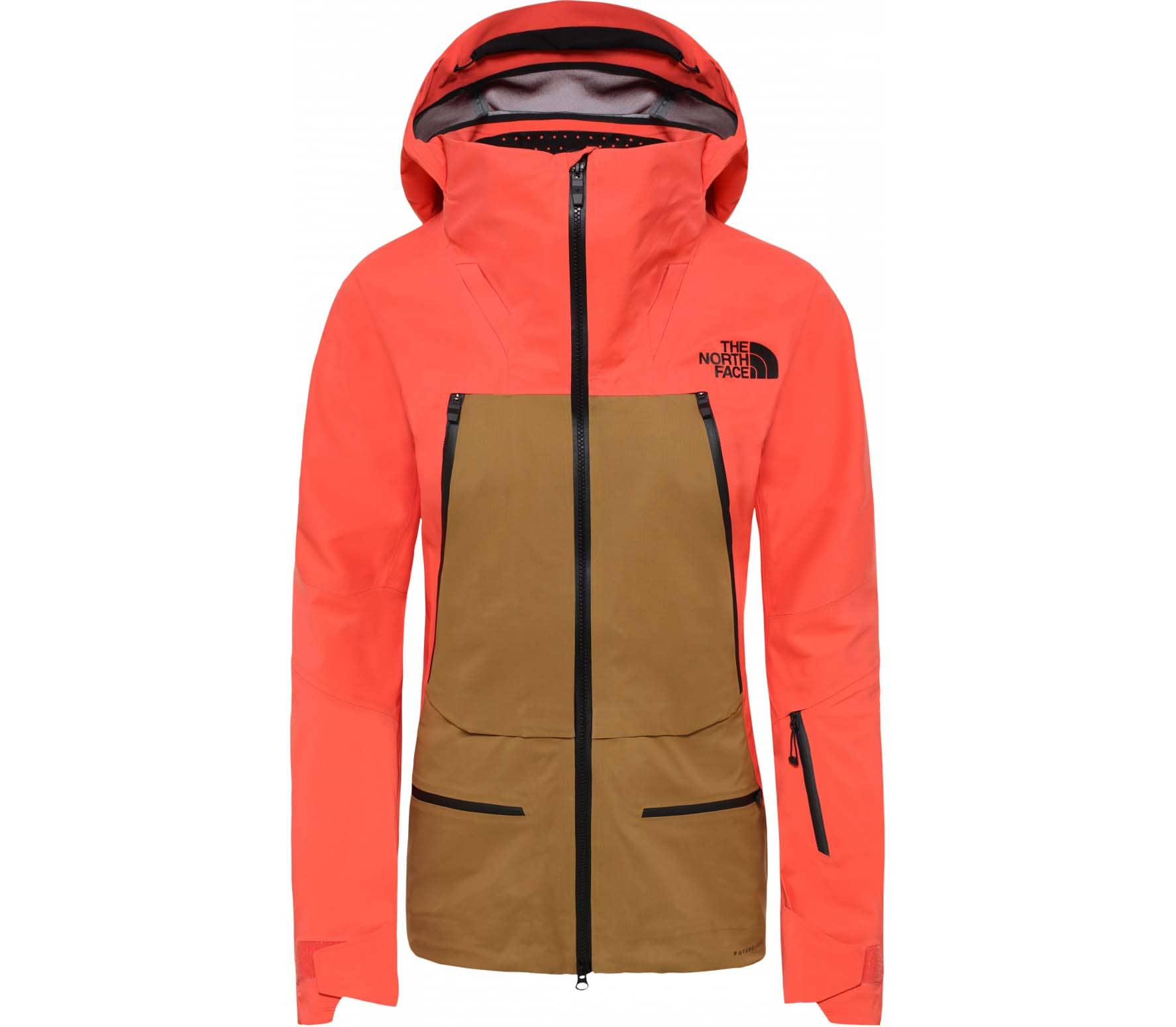 The North Face Purist Damen Skijacke (braun orange) 423,90 €