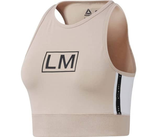REEBOK LM Crop Damen Top - 1