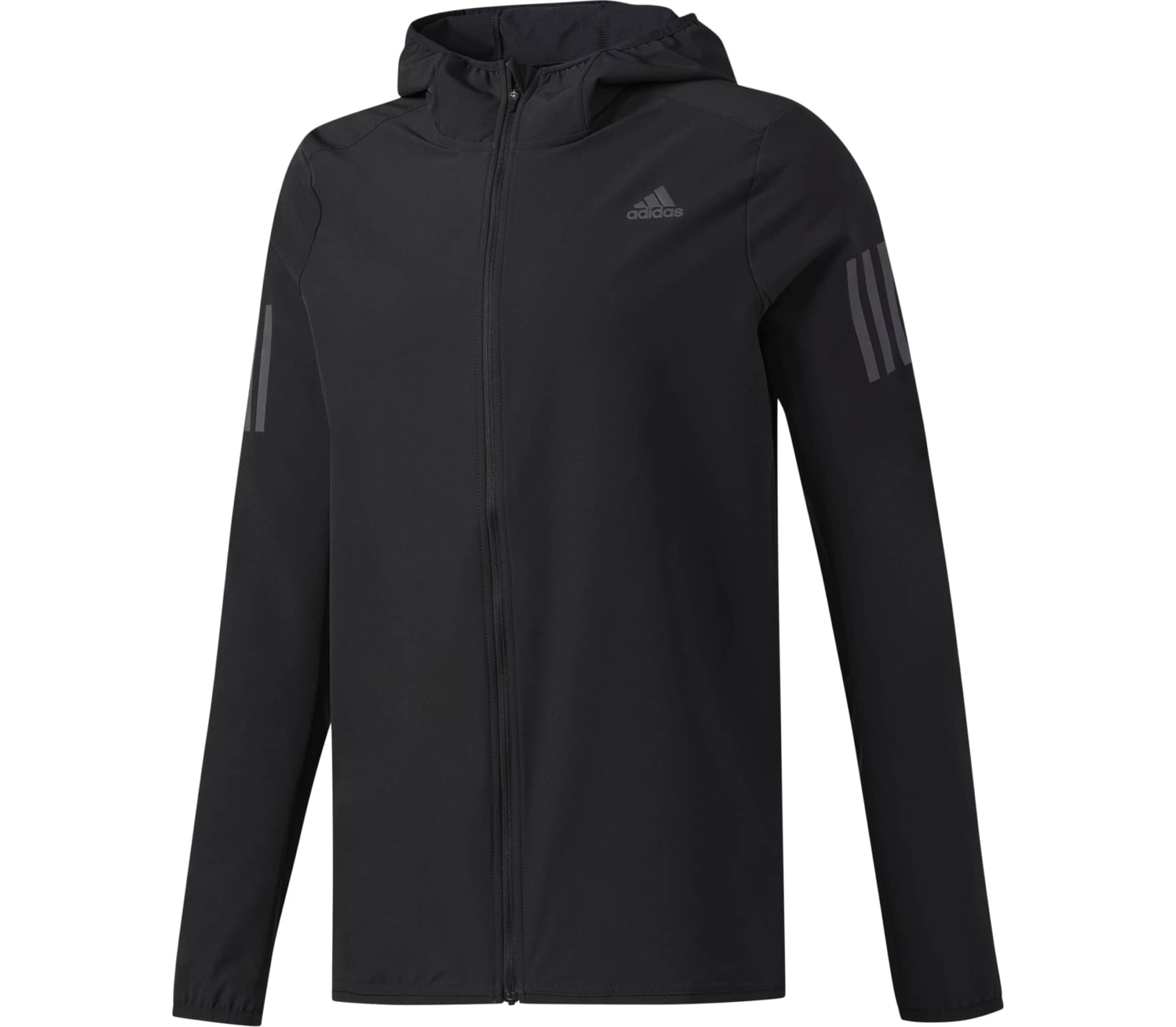 Adidas - Response Shell men's running jacket (black) - M thumbnail