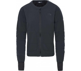 The North Face Mountain Sweat Collarless Donna Giubbotto