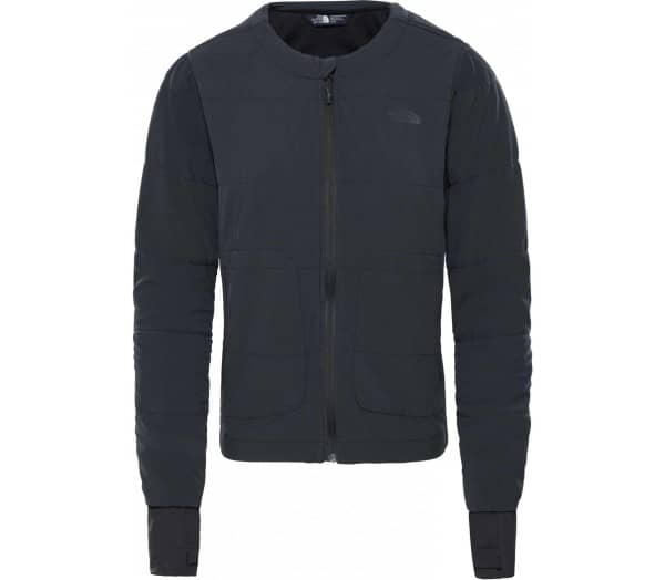 THE NORTH FACE Mountain Sweat Collarless Mujer Chaqueta - 1