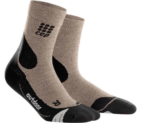 CEP Dynamic+ Outdoor Merino Mid-Cut Hommes Chaussettes - 1