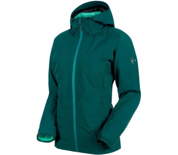 MAMMUT Convey 3 in 1 HS Hooded Women Hardshell Jacket - 1