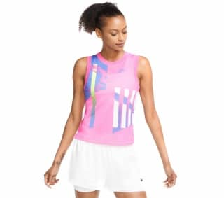 Nike Slam Damen Tennisshirt