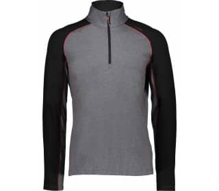 CMP Nero Men Halfzip