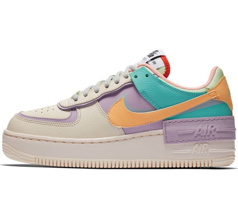 nike air force 1 shadow lilla