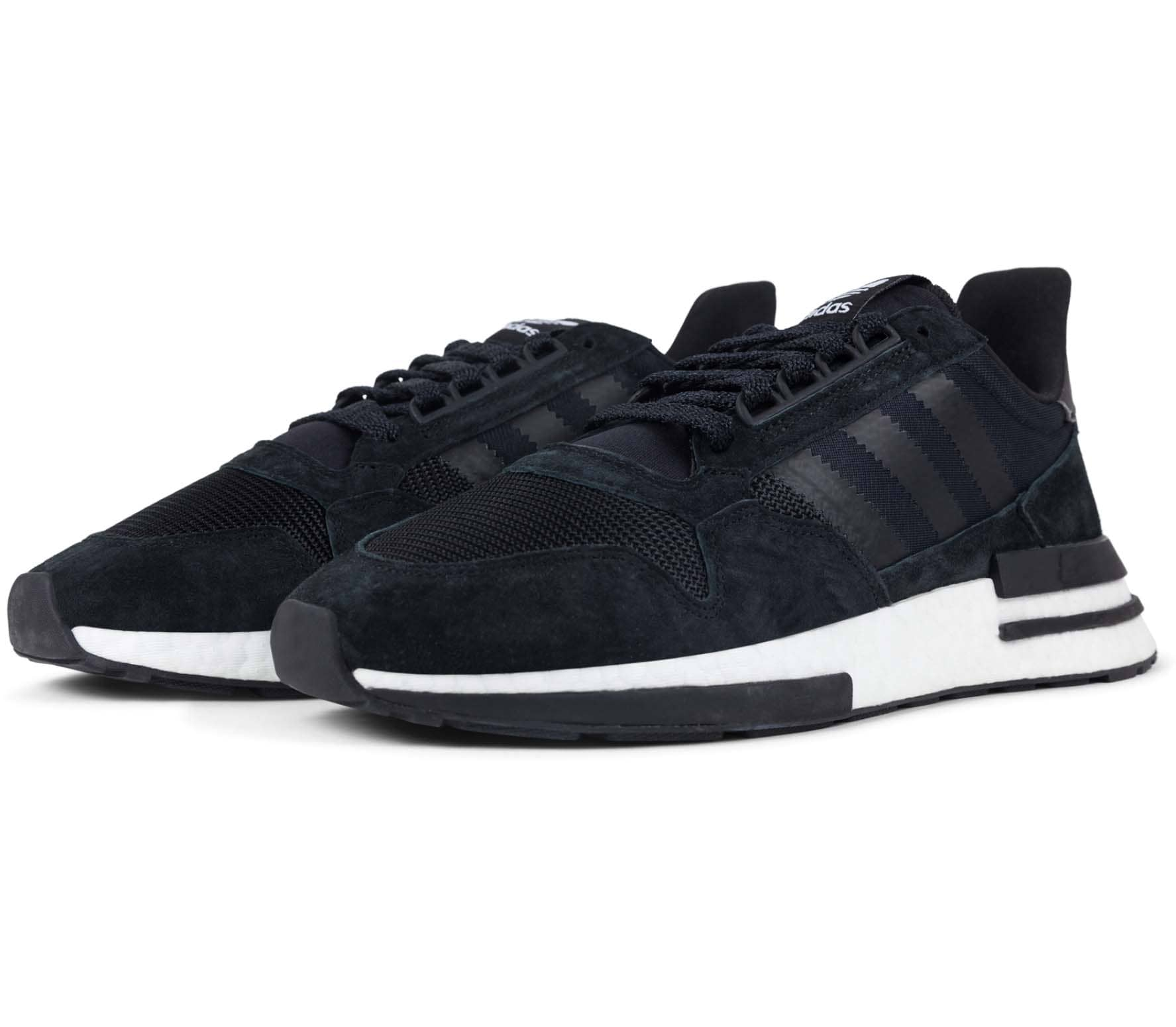 sports shoes ce933 9d964 adidas Originals ZX 500 RM Men Sneakers black