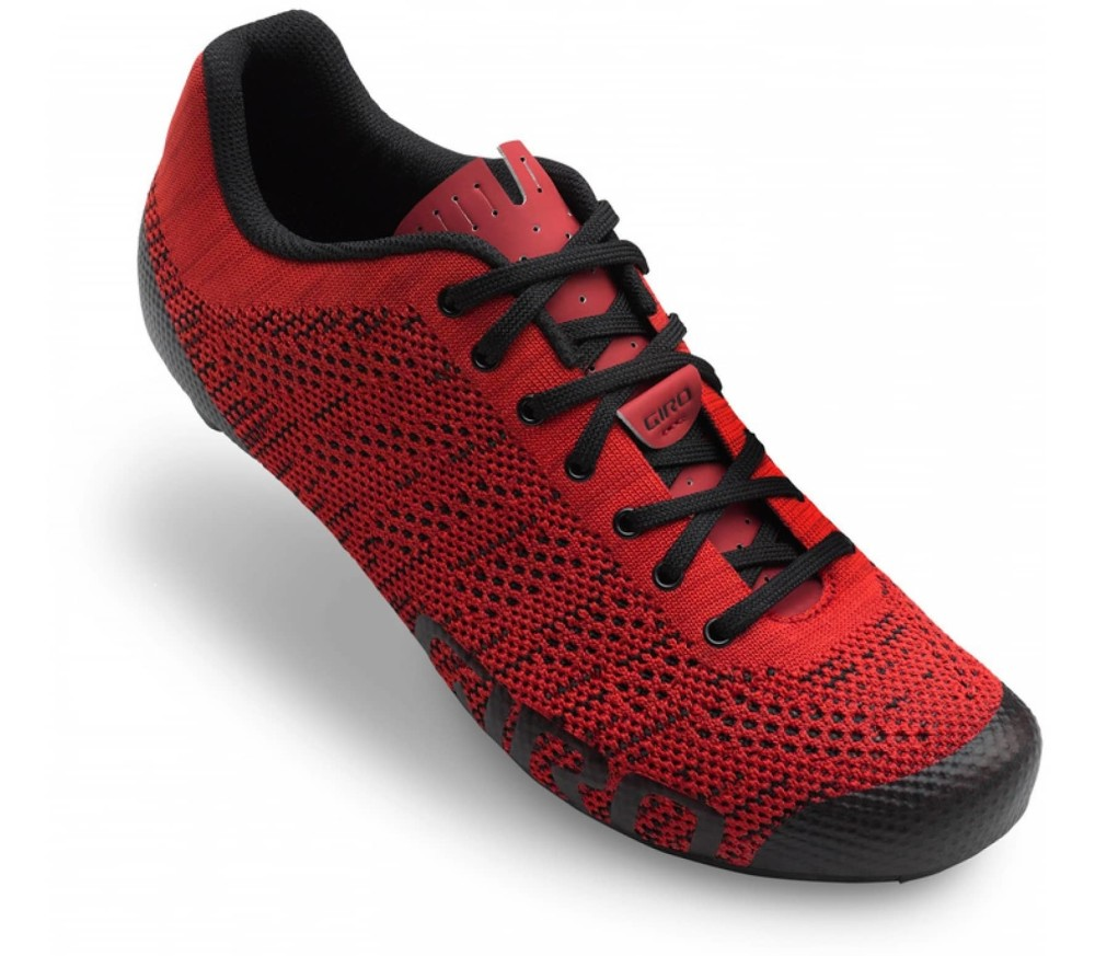 Giro - Empire E70 Knit Hommes Chaussure route (rouge)
