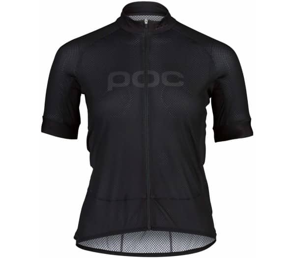 POC Essential Road Logo Women Cycling Jersey - 1