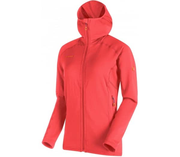 MAMMUT Eiger Extreme Eiswand Advanced ML Hooded Damen Fleecejacke - 1