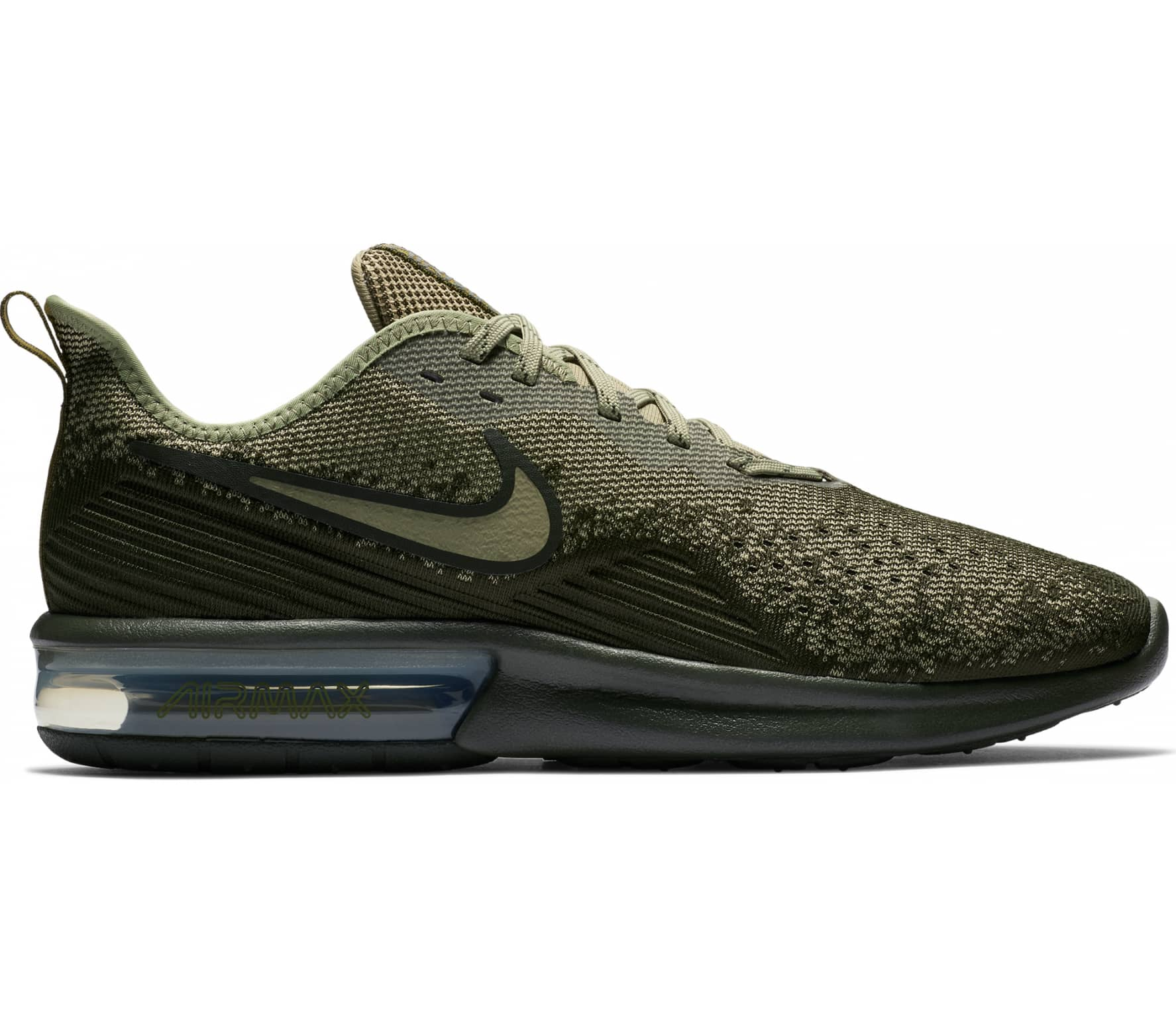 competitive price 30cf6 0800d Nike - Air Max Sequent 4 Hommes chaussure de course (vert)
