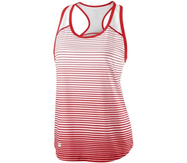 WILSON Team Stripe Damen Tennistop - 1