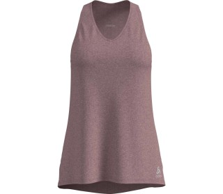 ODLO Tank V-Neck Lou Linencool Women Training Top