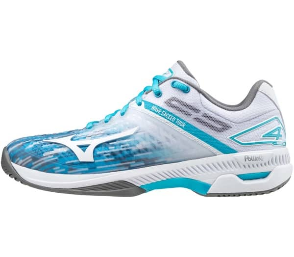 MIZUNO Wave Exceed Tour 4 Dames Tennisschoenen - 1
