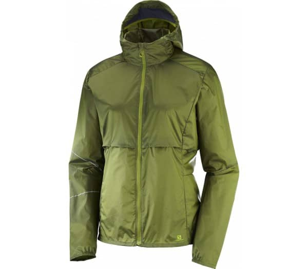 SALOMON Elevate Aero Full Zip Femmes Veste - 1