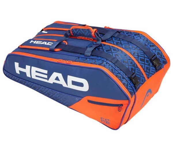 HEAD Core 9 Racket Supercombi Tennis Bag - 1