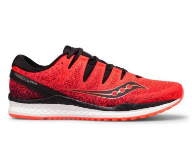 Saucony - Freedom Iso 2 men's running shoes (red/black)