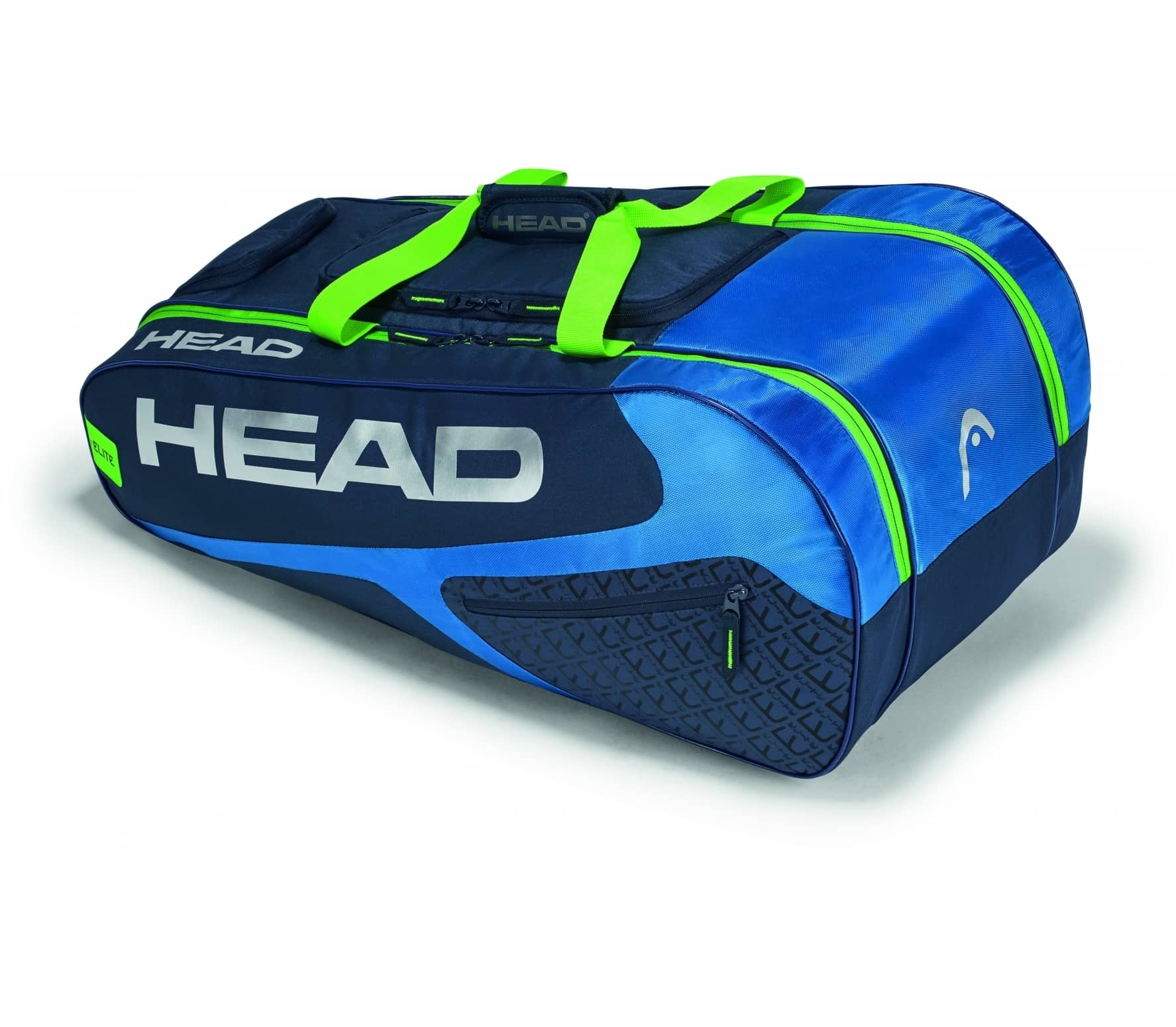 Head - Elite All Court tennis bag (blue/green)