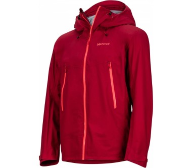 Marmot - Red Star men's 3 layer jacket (red)