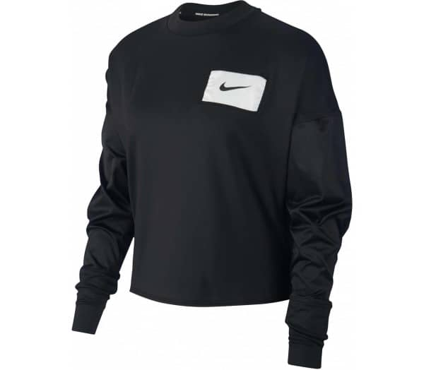 NIKE Dri-FIT Damen Trainingssweatshirt - 1