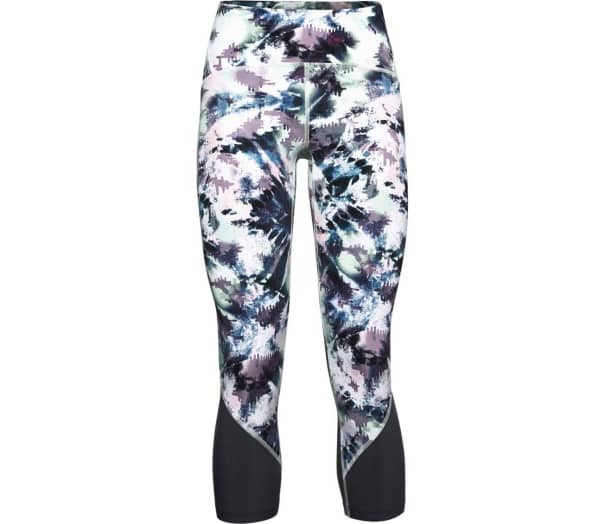 UNDER ARMOUR Fly Fast Printed Crop Women Running Tights - 1