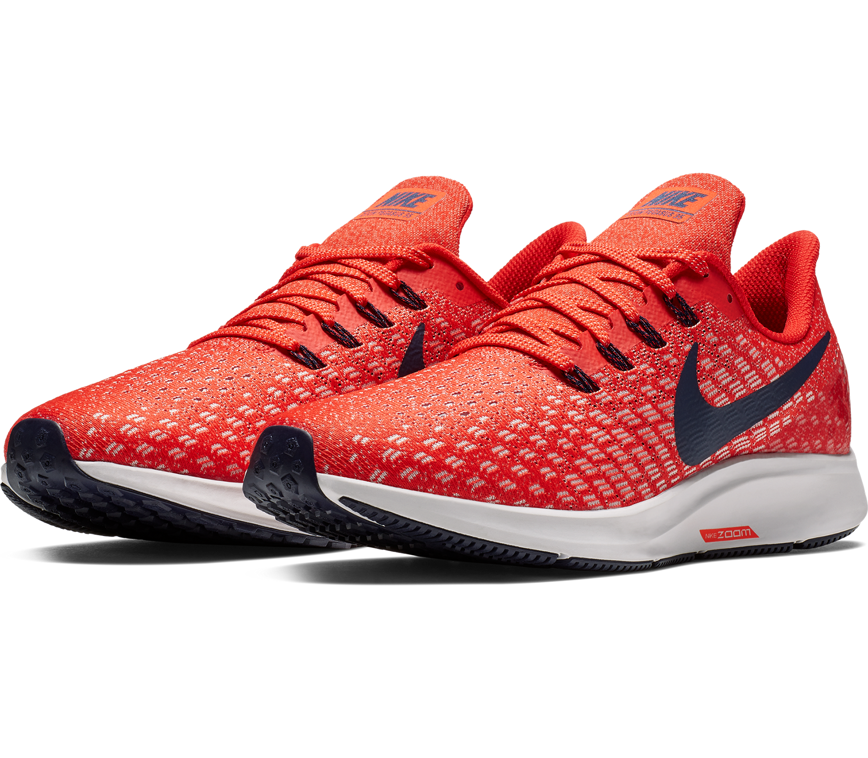 huge selection of 0a248 debfc Nike - Air Zoom Pegasus 35 Hombre Zapatos para correr (rojo)