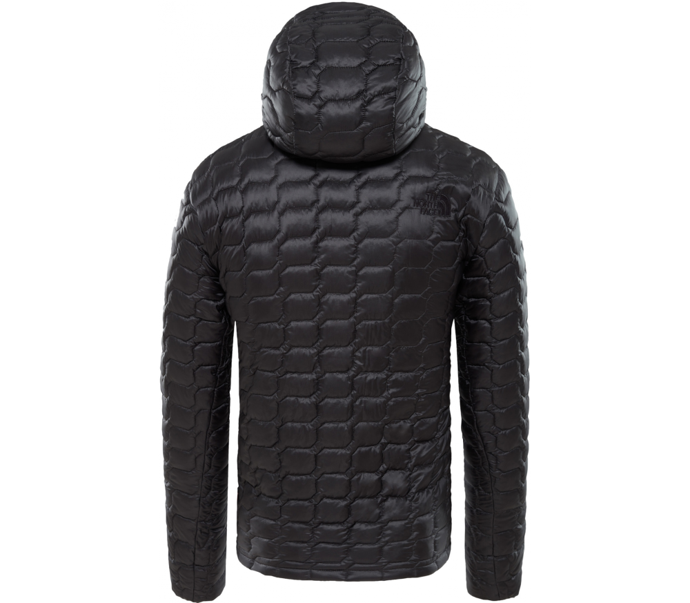 5b3989139f4b The North Face - ThermoBall Pro men s synthetic fibre jacket (black ...